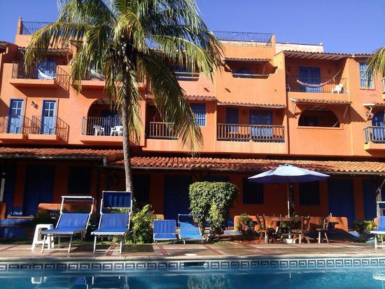 Costa Linda Beach: Balcones