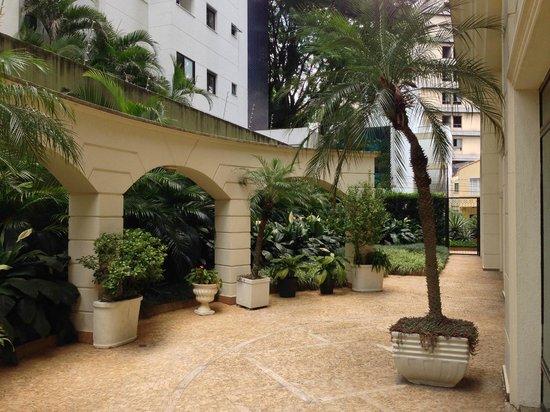 Intercity The Universe Paulista: Muita paz e verde