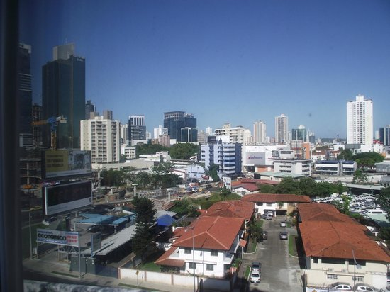 Courtyard Panama at Multiplaza Mall: View from room
