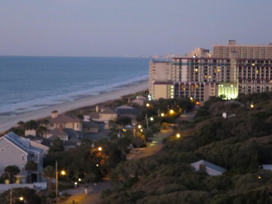 Myrtle Beach Marriott Resort & Spa at Grande Dunes: View from the room