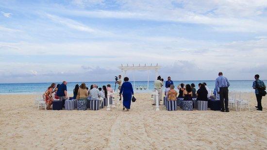 Playacar Palace: Wedding venue