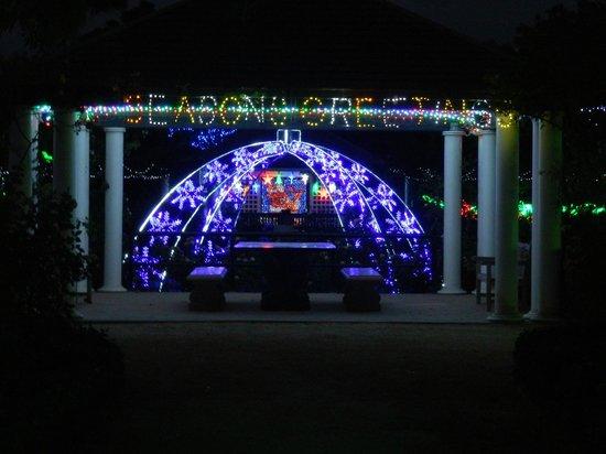 Hunter Valley Gardens: Christmas Lights