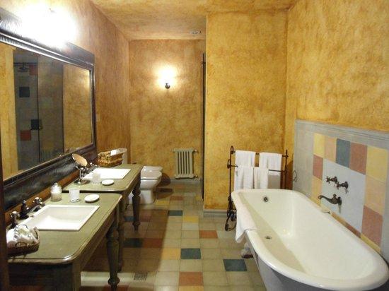 Luma Casa de Montana: Baño