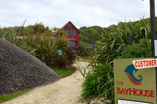The Bay House : Entrance