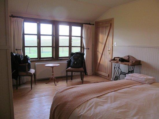Bories House Hotel : habitación