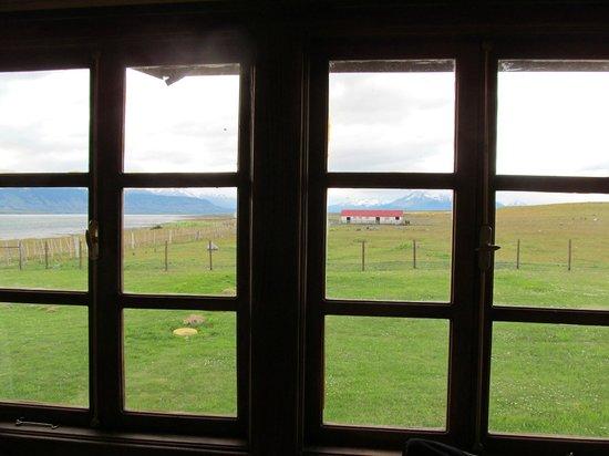 Bories House Hotel : vista desde la habitación
