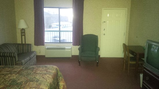 Days Inn Kodak - Sevierville Interstate Smokey Mountains: The Room