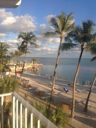 Postcard Inn Beach Resort & Marina: View from room
