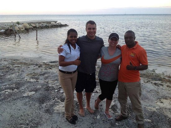 Real Tours Jamaica - Day Tours: Ian and Shana-Kay...the best tour guides!
