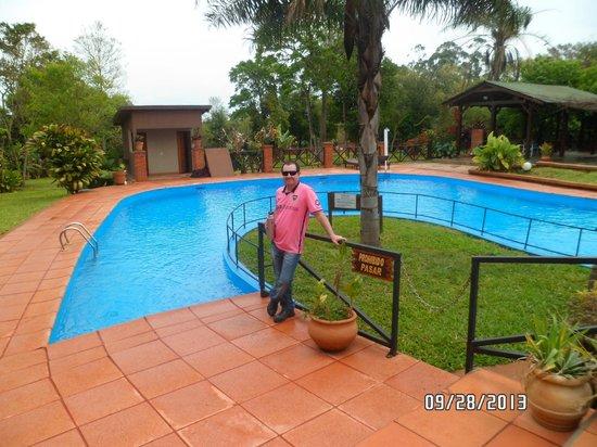 Hotel Carmen Iguazu : Pileta