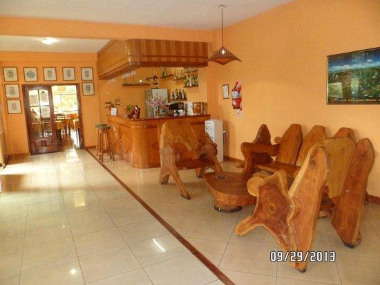 Hotel Carmen Iguazu : Bar