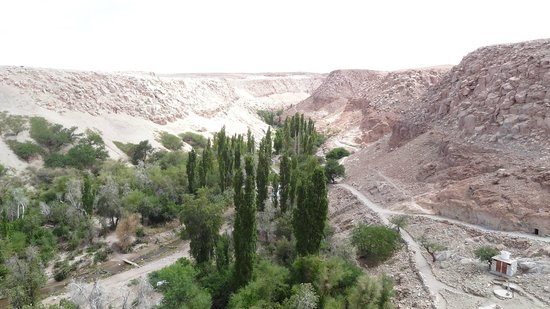 Quebrada de Jerez : Solo contrastes