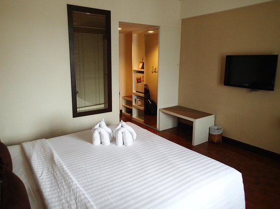 Hotel M Chiang Mai: Standard room