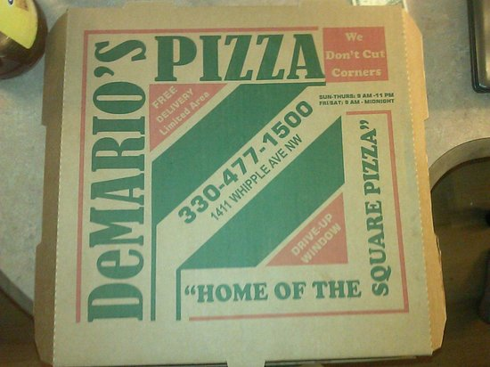 DeMario's Pizza