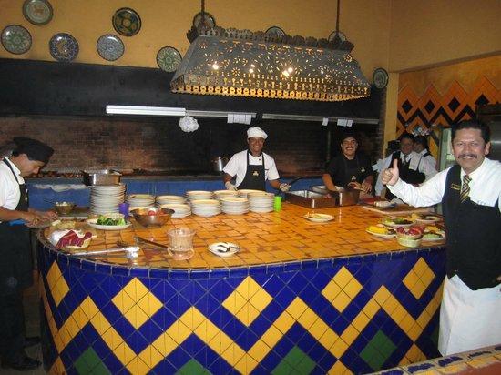 Hacienda Real : Cooks