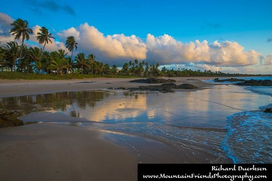Bahia Plaza Hotel: Praia Busca Vida - the Resort's Beach