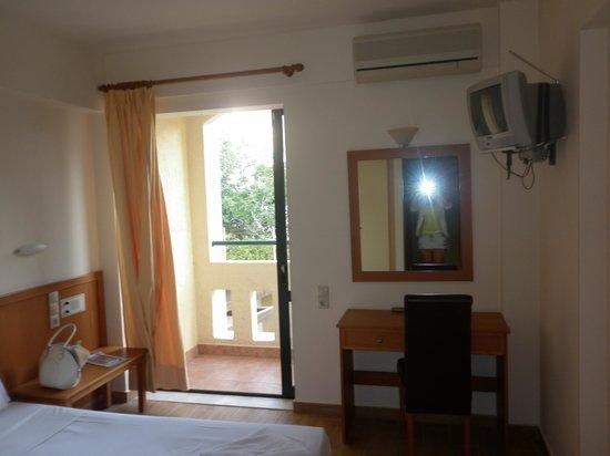 Hotel Nikis : номер отеля
