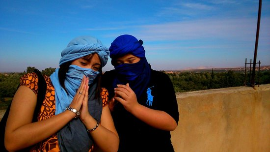 Hotel Marrakech le Semiramis: peace...