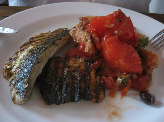 Sagra Restaurant: Mackerel