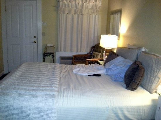 The Palm: room