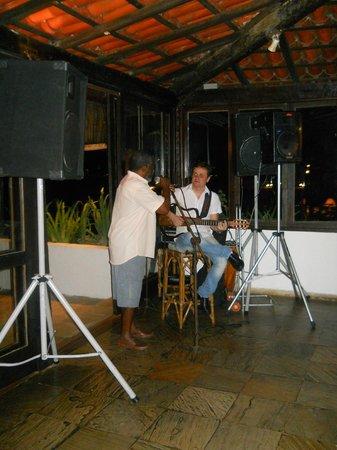 Hotel Pierre Itacuruca: show en vivo luego de la cena