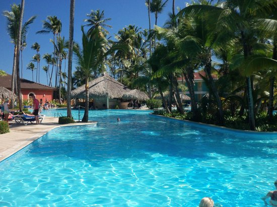 Grand Palladium Bavaro Suites Resort & Spa : relax
