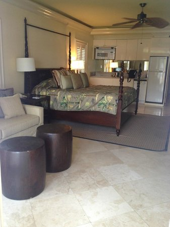 Old Bahama Bay : King Size Room