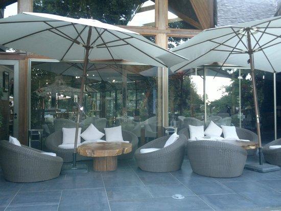 Manquehue Santiago Las Condes: Lounge