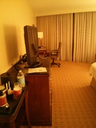 Atlanta Marriott Marquis : My Room 2