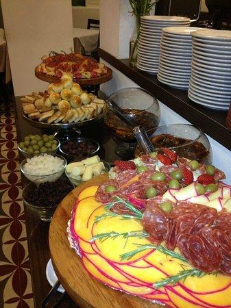 Foto de A Praca Bar E Restaurante
