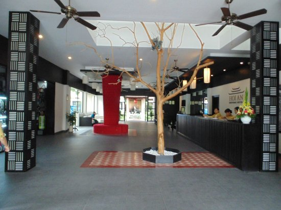 Hoi An Historic Hotel: Lobby
