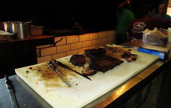 City Meat Market : Kitchen