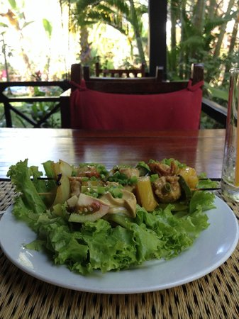 SiZen Retreat & Spa : Lunch is Served