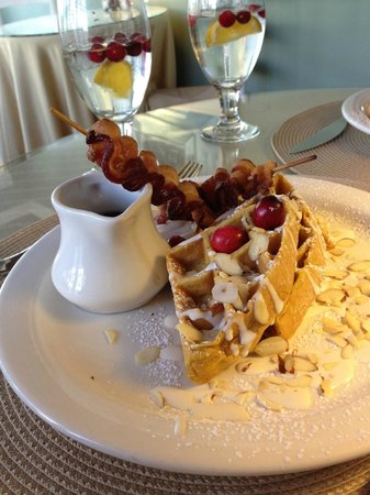 Agustin Inn: Breakfast