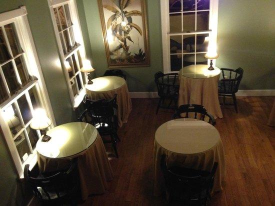 Agustin Inn : dinning area