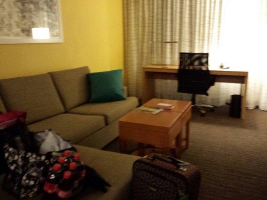 Residence Inn Washington, DC/Foggy Bottom: Lots of room for the kids