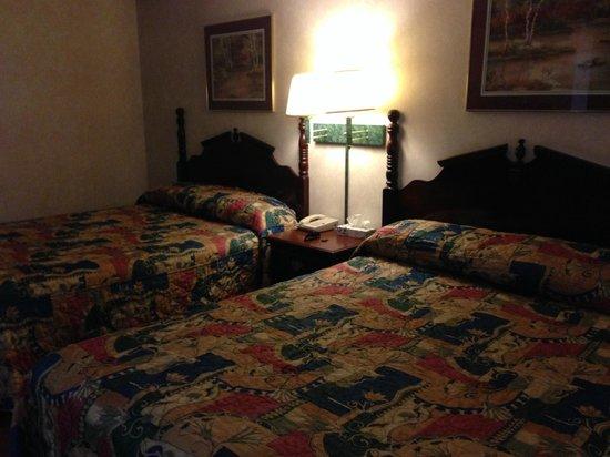 Yosemite View Lodge: Room in the Juniper Building