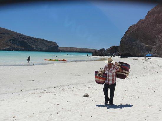 Playa Balandra: Ballandra beach