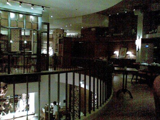 Gaucho's interior