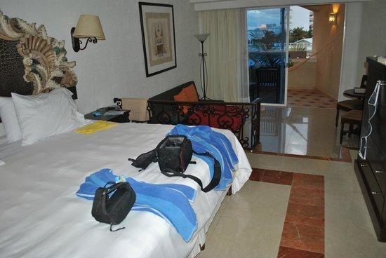Gran Caribe Resort : Suite junior