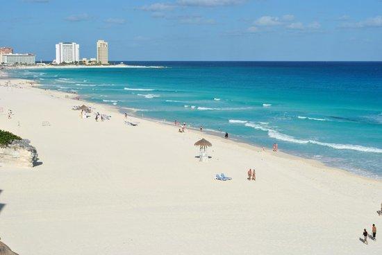 Gran Caribe Resort : Plage