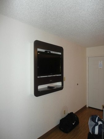 Motel 6 Boerne : TV