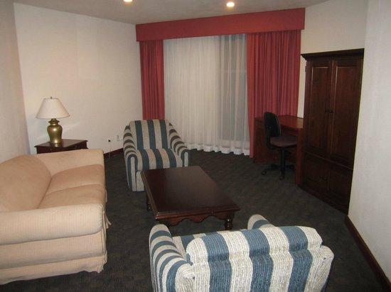 Holiday Inn Guatemala: Living room