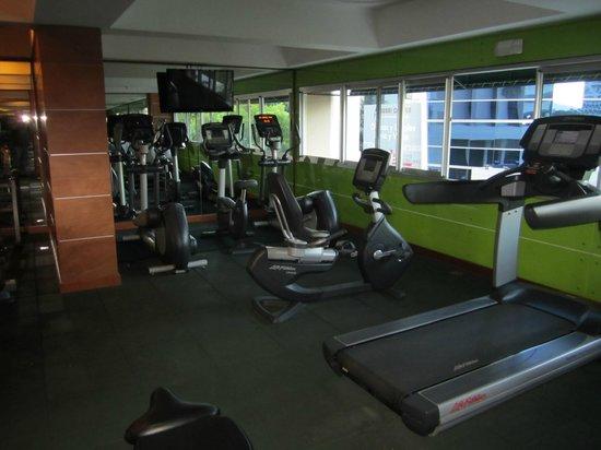 Holiday Inn Guatemala: Gym