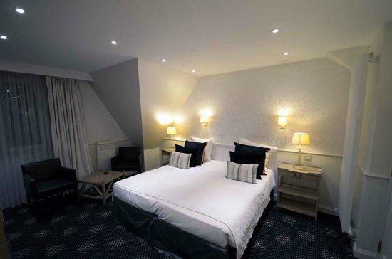Hotel Prinsenhof Bruges : Superior room_Prinsenhof Bruges