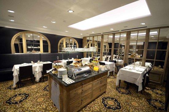 Hotel Prinsenhof Bruges: Buffet breakfast_Prinsenhof Bruges