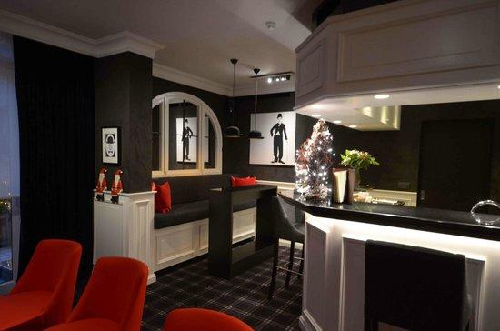 Hotel Prinsenhof Bruges: The Bowler_Bar @ Prinsenhof Bruges
