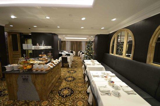 Hotel Prinsenhof Bruges : Prinsenhof Bruges_Restaurant