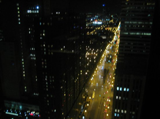 Hard Rock Hotel Chicago: View from the room