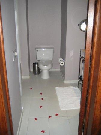 Hard Rock Hotel Chicago : Mandatory bathroom shot.